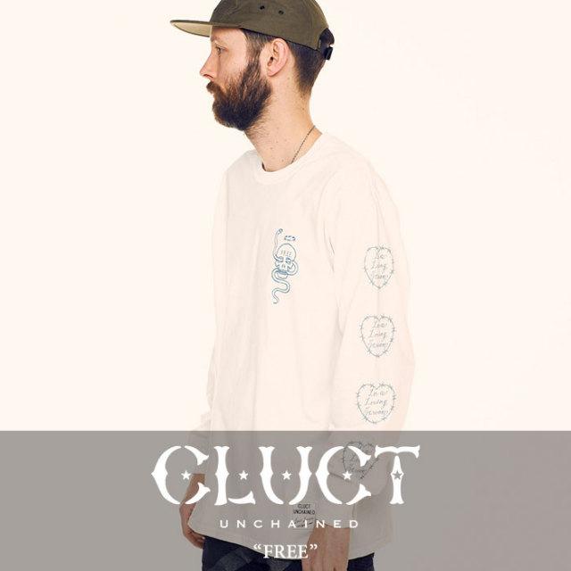 CLUCT(クラクト) FREE 【2018SUMMER新作】【#02755】