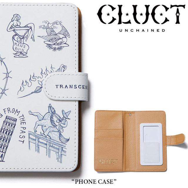 CLUCT(クラクト) PHONE CASE 【2018SUMMER新作】 【即発送可能】 【#02758】