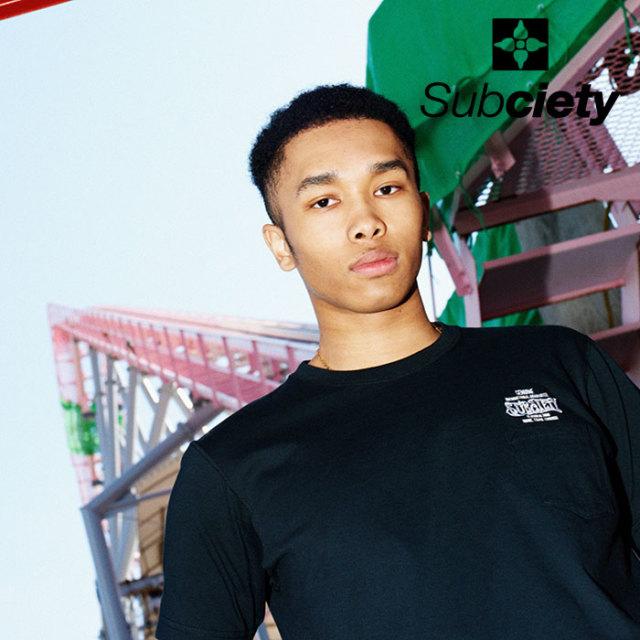 SUBCIETY(サブサエティ) POCKET TEE-CLASICALMIND- 【ポケットTシャツ 半袖】【103-40551】【2020SUMMER先行予約】【キャンセル不