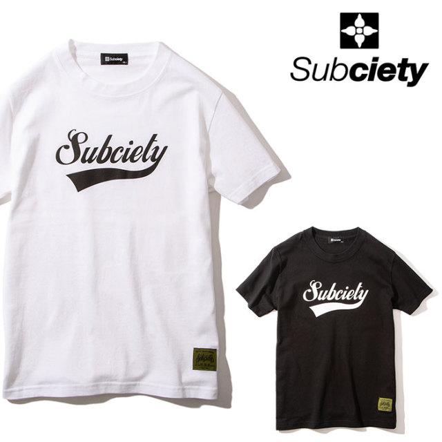 SUBCIETY(サブサエティ) KIDS GLORIOUS S/S 【Tシャツ キッズ】【103-40572】【2020SUMMER先行予約】【キャンセル不可】