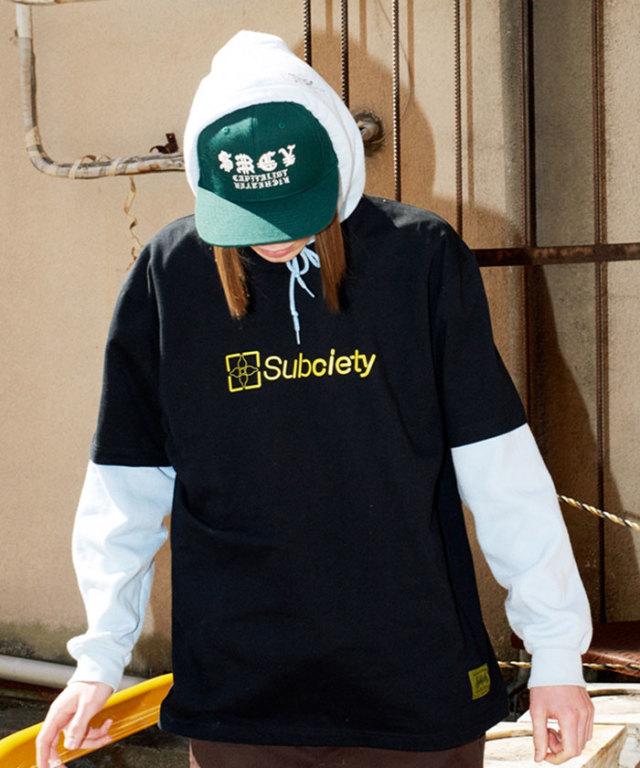SUBCIETY(サブサエティ) SNAP BACK CAP-$??¥- 【キャップ】【103-86558】【2020SUMMER先行予約】【キャンセル不可】