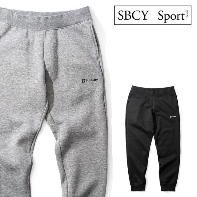 SUBCIETY SPORTS(サブサエティスポーツ) DRY SWEAT PANTS 【スウェットパンツ】【118-01059】【2021 AUTUMN&WINTER先行予約】【キ