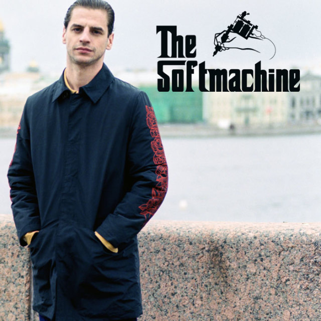 SOFTMACHINE(ソフトマシーン) BLOOM COAT(STAND FALL COLLAR COAT) 【2019AUTUMN/WINTER先行予約】【キャンセル不可】 【送料無料