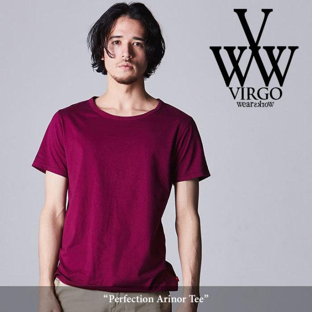 【再入荷】 VIRGO(ヴァルゴ) Perfection Armor Tee 【2018SPRING/SUMMER新作】 【即発送可能】 【VG-CUT-364】