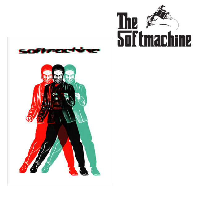SOFTMACHINE(ソフトマシーン) DIMENSION POSTER 【2019AUTUMN/WINTER新作】【ポスター】
