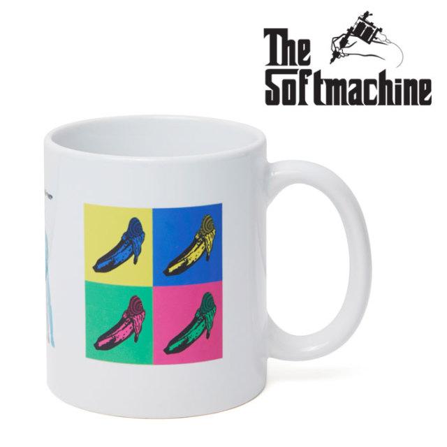 SOFTMACHINE(ソフトマシーン) GALLERY MUG 【2019AUTUMN/WINTER先行予約】【キャンセル不可】 【マグ】