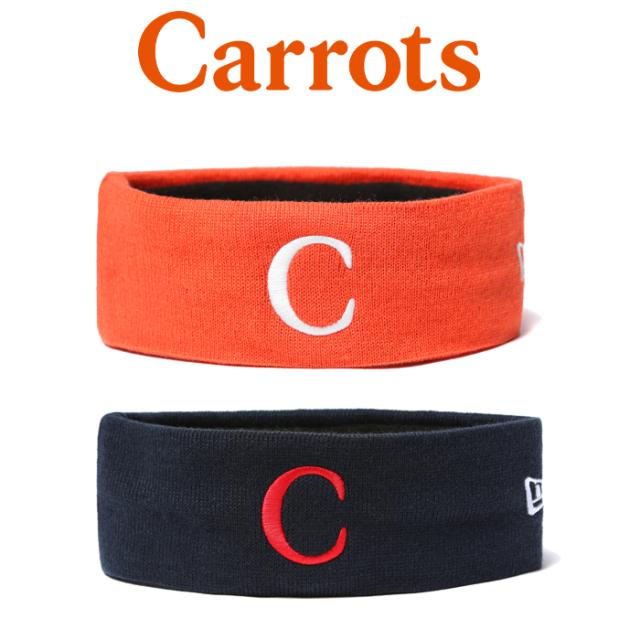 "CARROTS(キャロッツ) C LOGO HEADBAND 【ヘアバンド】【シンプル 人気 おしゃれ】【""Carrots"" -by Anwar Carrots-】【SP20-CT360】"