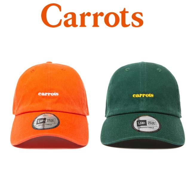 "CARROTS(キャロッツ) SERVADIO WORDMARK HAT  【キャップ 帽子】【シンプル 人気 おしゃれ】【""Carrots"" -by Anwar Carrots-】【SP"