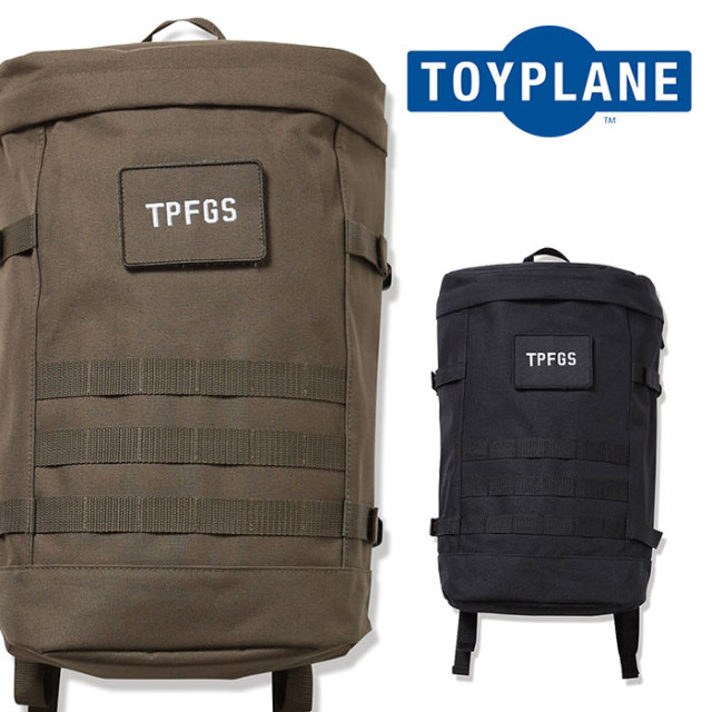 TOYPLANE(トイプレーン) TP FORCE BACK PACK 【2019 2nd先行予約】【キャンセル不可】 【TP19-NAC01】【バックパック】