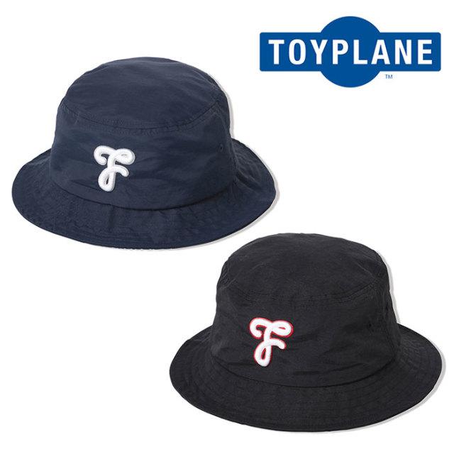 TOYPLANE(トイプレーン) T- BUCKET HAT 【2019 2nd先行予約】【キャンセル不可】 【TP19-NCP02】【キャップ】