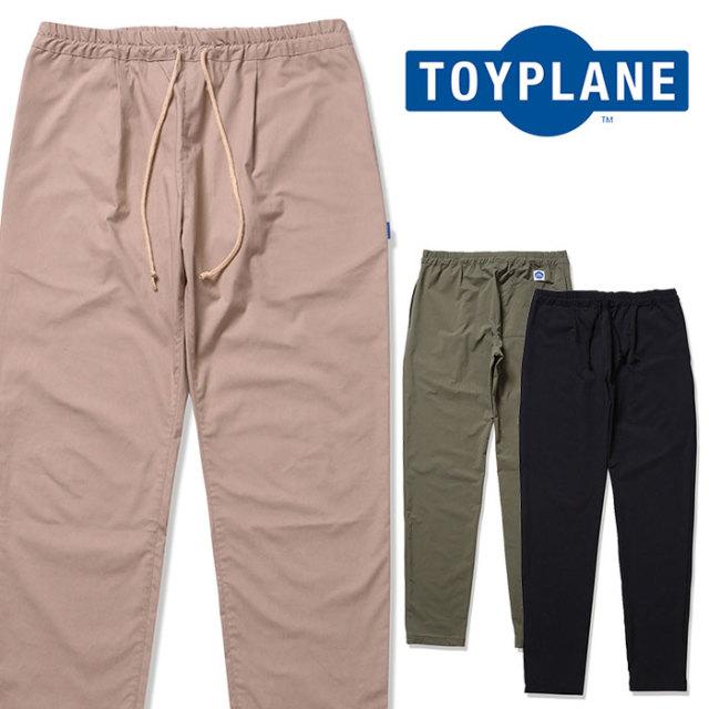 TOYPLANE(トイプレーン) EASY PANTS  【2019 2nd先行予約】【キャンセル不可】 【TP19-NPT04】【パンツ】
