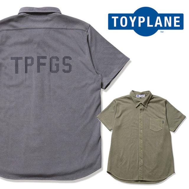 TOYPLANE(トイプレーン) S/S PIGMENT DYE SHIRT 【2019 2nd先行予約】【キャンセル不可】 【TP19-NSH01】【シャツ】