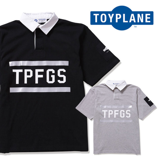 TOYPLANE(トイプレーン) S/S RUGGER SHIRT 【2019 2nd先行予約】【キャンセル不可】 【TP19-NSH04】【シャツ】