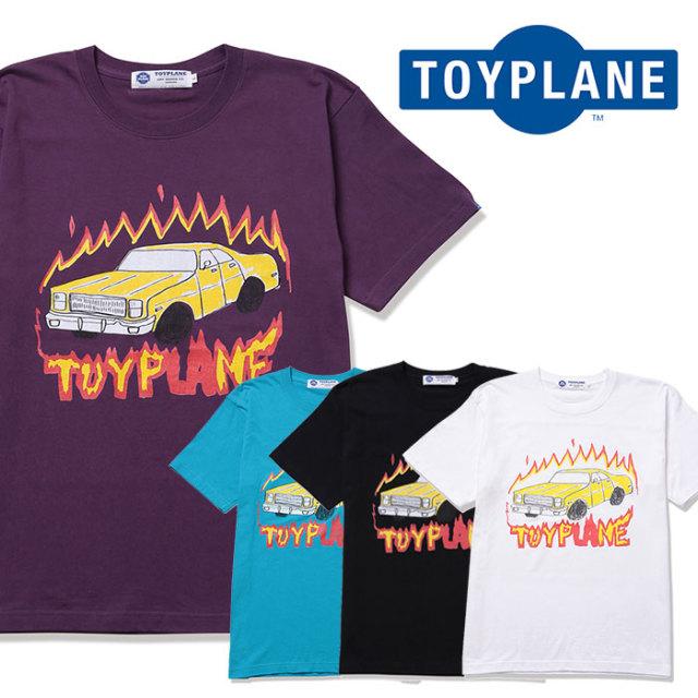 TOYPLANE(トイプレーン) PACMAN TEE 【2019 2nd先行予約】【キャンセル不可】 【TP19-NTE01】【Tシャツ】