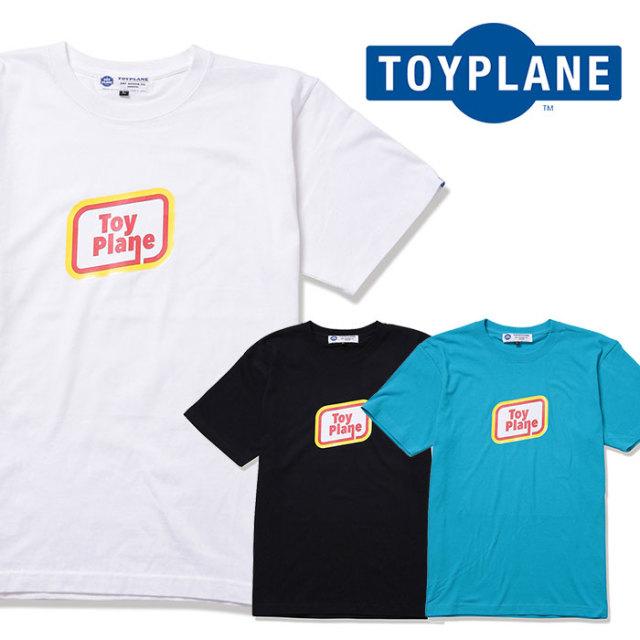 TOYPLANE(トイプレーン) COMPANY TEE 【2019 2nd先行予約】【キャンセル不可】 【TP19-NTE03】【Tシャツ】