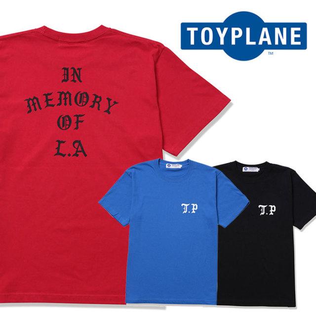 TOYPLANE(トイプレーン) I.M.O TEE 【2019 2nd先行予約】【キャンセル不可】 【TP19-NTE08】【Tシャツ】
