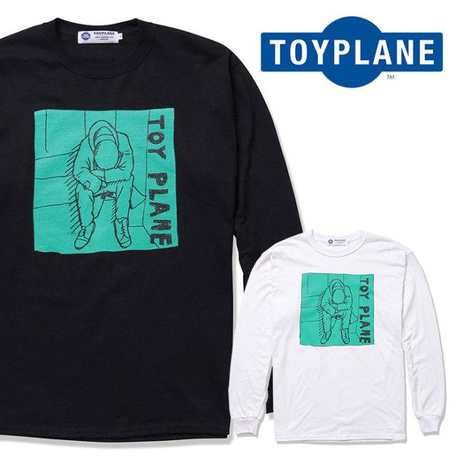 TOYPLANE(トイプレーン) L/S THE EDGE TEE 【2019 2nd先行予約】【キャンセル不可】 【TP19-NTE12】【Tシャツ】