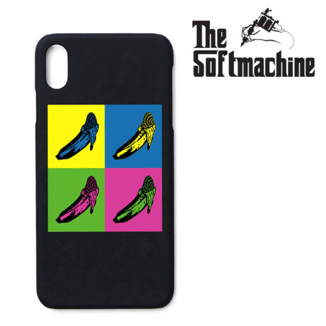 SOFTMACHINE(ソフトマシーン) VELVETS  iPhone CASE(7&8Plus,X,XR,XS,XS MAX) 【2019AUTUMN/WINTER先行予約】【キャンセル不可】