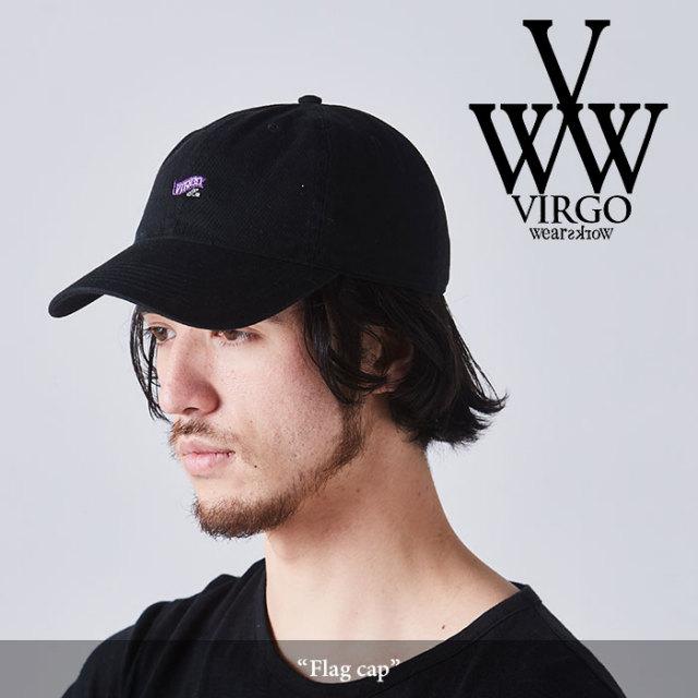VIRGO(ヴァルゴ) Flag cap 【2018SPRING/SUMMER新作】 【即発送可能】 【VG-GD-546】