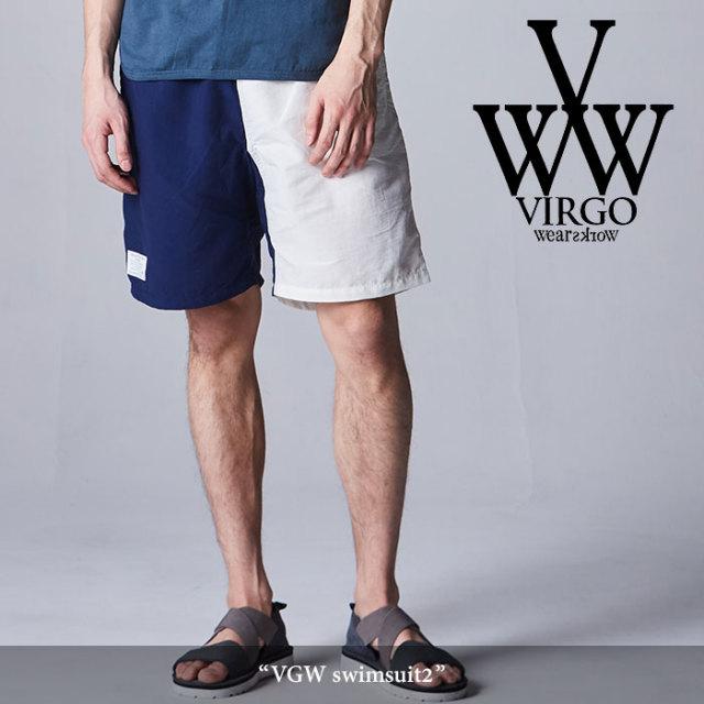 VIRGO(ヴァルゴ) VGW swimsuit2 【2018SPRING/SUMMER先行予約】 【送料無料】【キャンセル不可】 【VG-PT-287】
