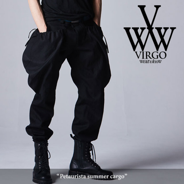 VIRGO(ヴァルゴ) Petaurista summer cargo 【2018SPRING/SUMMER新作】 【送料無料】【即発送可能】 【VG-PT-294】