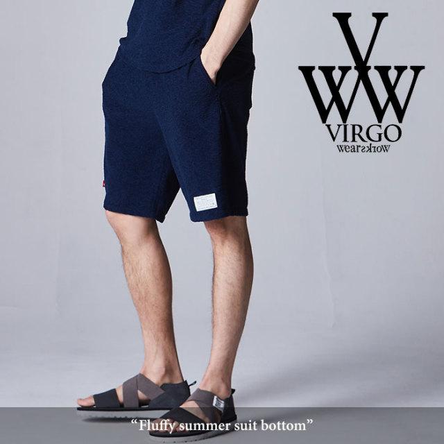 VIRGO(ヴァルゴ) Fluffy summer suit bottom 【2018SPRING/SUMMER先行予約】 【送料無料】【キャンセル不可】 【VG-PT-297】