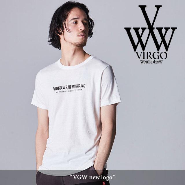 VIRGO(ヴァルゴ) VGW new logo 【2018SPRING/SUMMER先行予約】 【キャンセル不可】 【VG-SSPT-197】