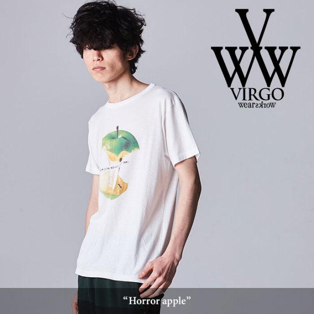 VIRGO(ヴァルゴ) Horror apple 【2018SPRING/SUMMER先行予約】 【キャンセル不可】 【VG-SSPT-200】