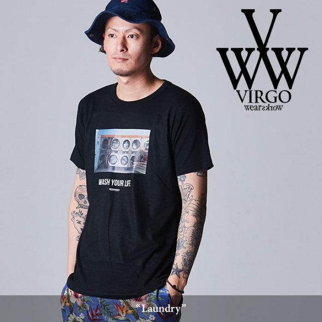 VIRGO(ヴァルゴ) Laundry 【2018SPRING/SUMMER先行予約】 【キャンセル不可】 【VG-SSPT-201】