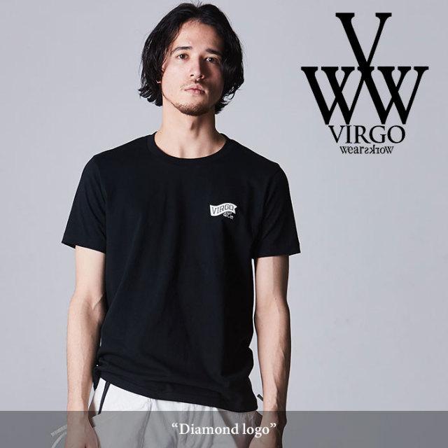 VIRGO(ヴァルゴ) Diamond logo 【2018SPRING/SUMMER先行予約】 【キャンセル不可】 【VG-SSPT-202】