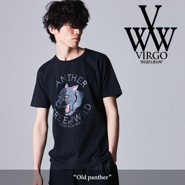 【SALE】 VIRGO(ヴァルゴ) Old panther 【2018SPRING/SUMMER新作】 【即発送可能】 【VG-SSPT-204】