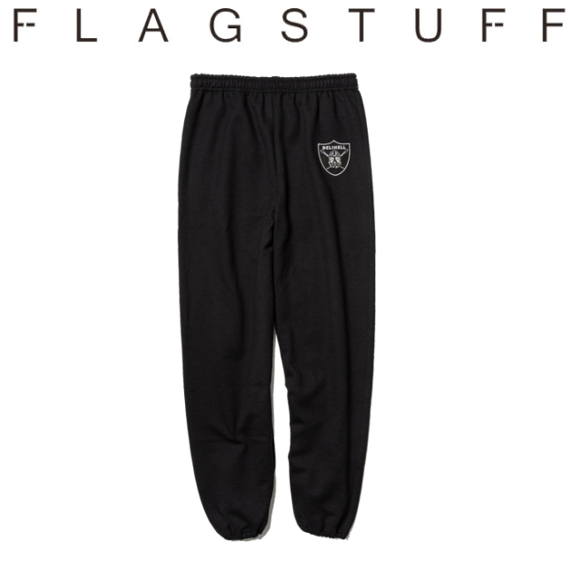 F-LAGSTUF-F(フラグスタフ) Team SEWAT PANTS 【送料無料】【19AW-DH-04】 【F-LAGSTUF-F】【FLAGSTUFF】【Delivery Hells】 【