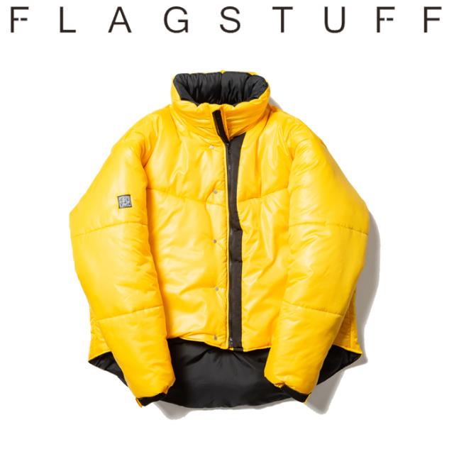 【SALE20%OFF】 F-LAGSTUF-F フラグスタフ ジャケット MONSTER JKT MOD 【アウター ダウン ジャケット】【セール】【19AW-FS-03】