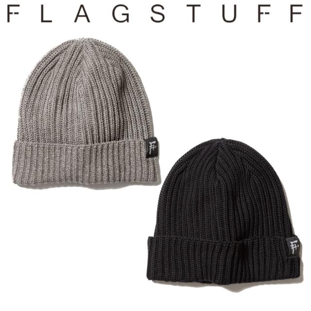 F-LAGSTUF-F(フラグスタフ) KNIT CAP 【ニットキャップ 帽子】【19AW-FS-62】 【F-LAGSTUF-F】【FLAGSTUFF】 【フラグスタフ】