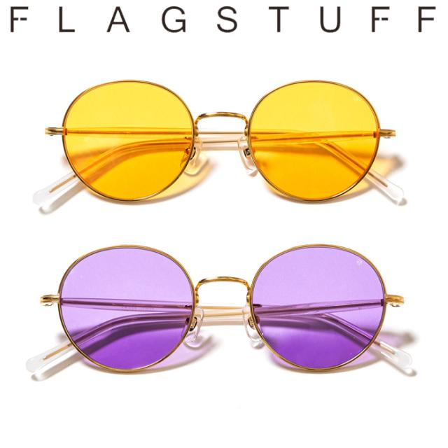 "F-LAGSTUF-F(フラグスタフ) ""FOCUS GOLD"" 【2019SPRING&SUMMER COLLECTION】 【F-LAGSTUF-F】 【フラグスタフ】【フラッグスタッ"