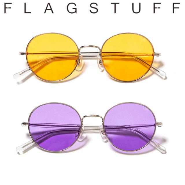 """F-LAGSTUF-F(フラグスタフ) """"FOCUS SILVER"""" 【2019SPRING&SUMMER COLLECTION】 【F-LAGSTUF-F】 【フラグスタフ】【フラッグスタ"""