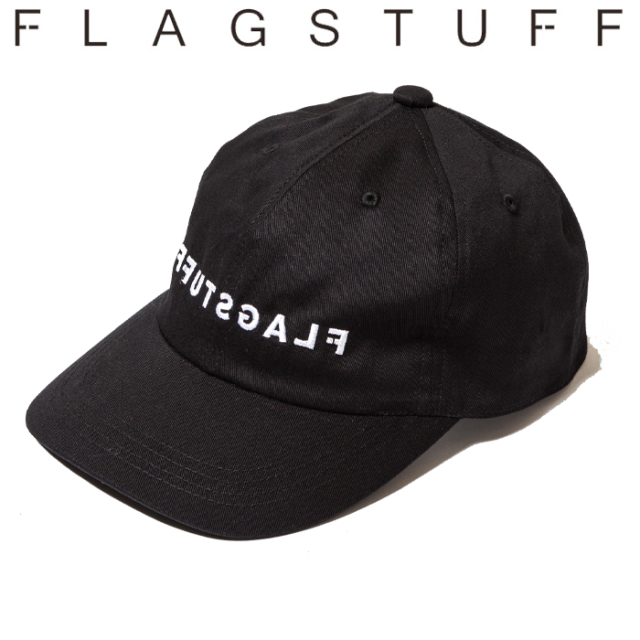 "F-LAGSTUF-F(フラグスタフ) ""F-LAGSTUF-F"" INSIDE OUT LOGO CAP 【2019 SPRING&SUMMER COLLECTION】 【F-LAGSTUF-F】【フラグスタ"