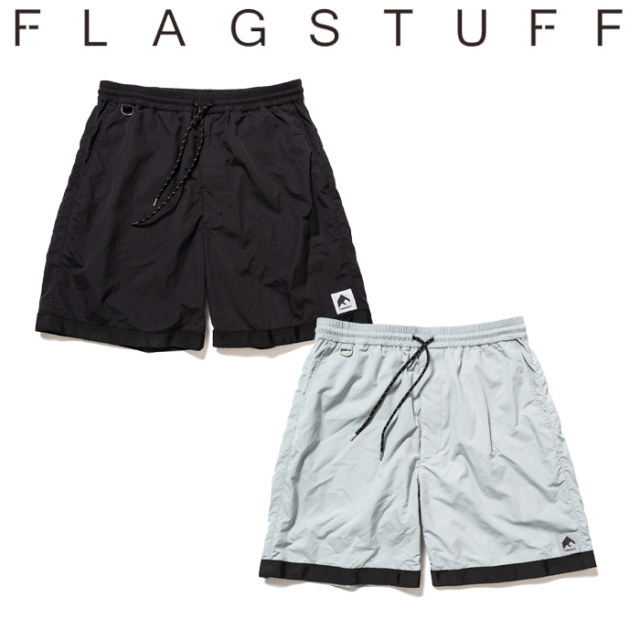 F-LAGSTUF-F(フラグスタフ) TRUCK SHORTS 【送料無料】【19SS-FS-36】【ショートパンツ 短パン】 【F-LAGSTUF-F】【FLAGSTUFF】