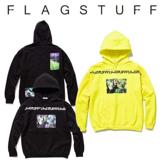 """F-LAGSTUF-F(フラグスタフ) """"Labo"""" HOODIE 【2019 SPRING&SUMMER COLLECTION】 【F-LAGSTUF-F】【フラグスタフ】【フラッグスタッ"""