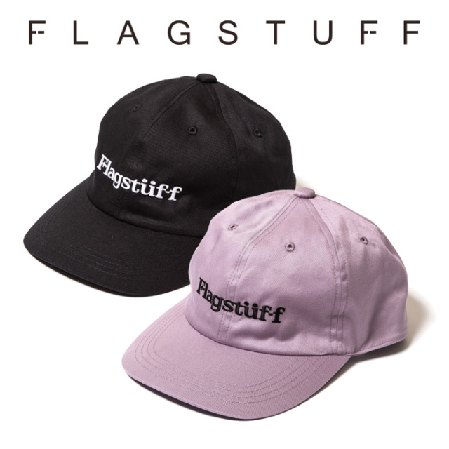 "F-LAGSTUF-F(フラグスタフ) ""F-LAGSTUF-F"" LOGO CAP 【2019SPRING&SUMMER COLLECTION】 【F-LAGSTUF-F】 【フラグスタフ】【フラ"