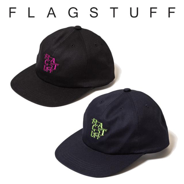 """F-LAGSTUF-F(フラグスタフ) """"MX LOGO"""" CAP 【2019SPRING&SUMMER COLLECTION】 【F-LAGSTUF-F】 【フラグスタフ】【フラッグスタ"""