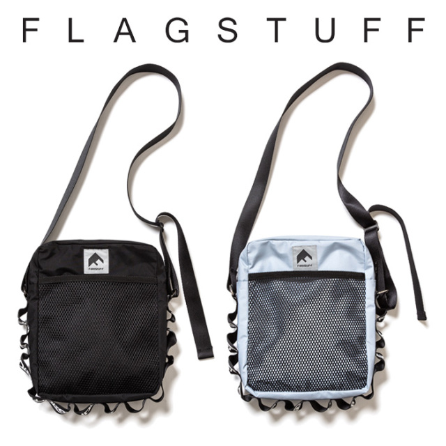 【SALE40%OFF】 F-LAGSTUF-F(フラグスタフ) 3M POACH 【ポーチ バッグ】【セール】【2019SPRING&SUMMER COLLECTION】 【F-LAGSTU