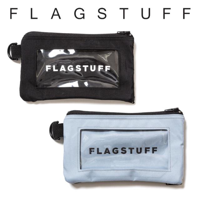 F-LAGSTUF-F(フラグスタフ) 3M PASS CASE 【2019SPRING&SUMMER COLLECTION】 【F-LAGSTUF-F】 【フラグスタフ】【フラッグスタッ