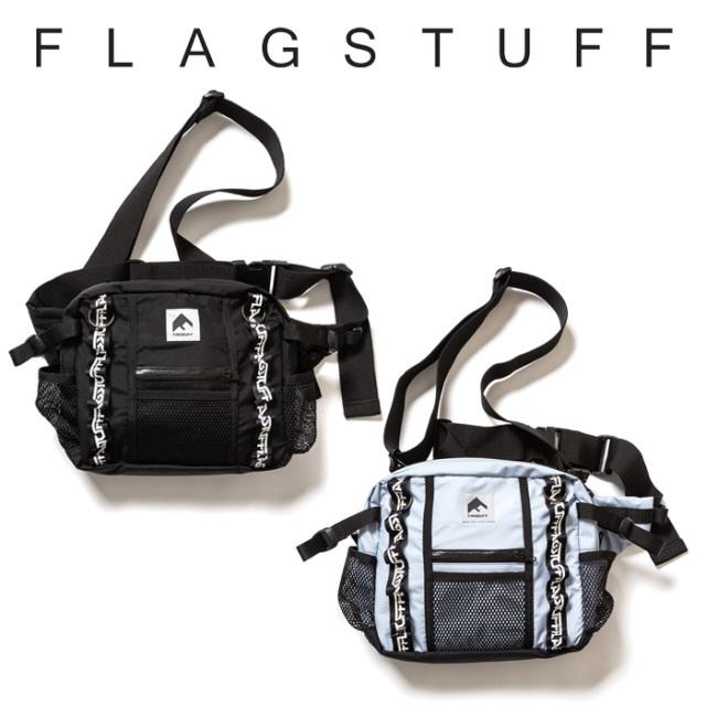 F-LAGSTUF-F(フラグスタフ) 3M BODY BAG 【2019SPRING&SUMMER COLLECTION】 【F-LAGSTUF-F】 【フラグスタフ】【フラッグスタッ