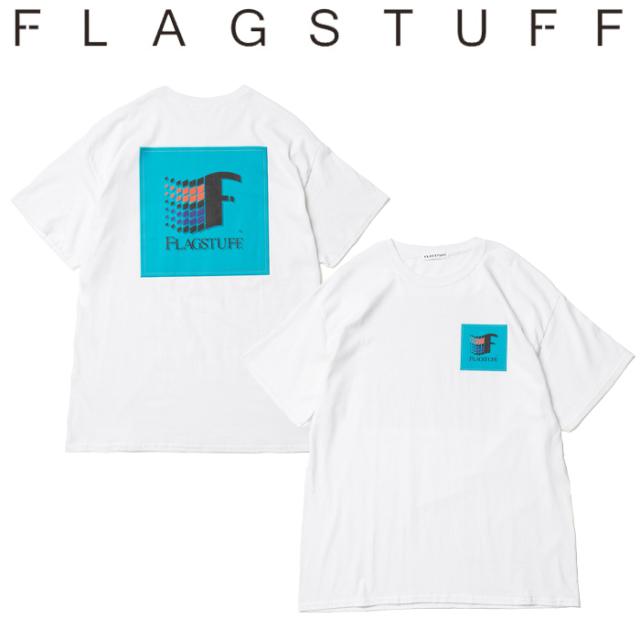 """F-LAGSTUF-F フラグスタフ Tシャツ """"93"""" Tee 【半袖Tシャツ】【20SS-FS-61】 【F-LAGSTUF-F】【FLAGSTUFF】【フラグスタッフ】【"""
