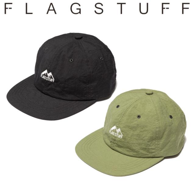 F-LAGSTUF-F(フラグスタフ) WF LOGO CAP 【キャップ 帽子】【20SS-FS-72】 【F-LAGSTUF-F】【FLAGSTUFF】【フラグスタフ】【フラ