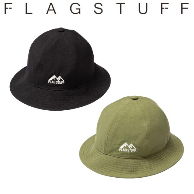F-LAGSTUF-F(フラグスタフ) WF LOGO HAT 【ハット バケットハット 帽子】【20SS-FS-77】 【F-LAGSTUF-F】【FLAGSTUFF】【フラグス