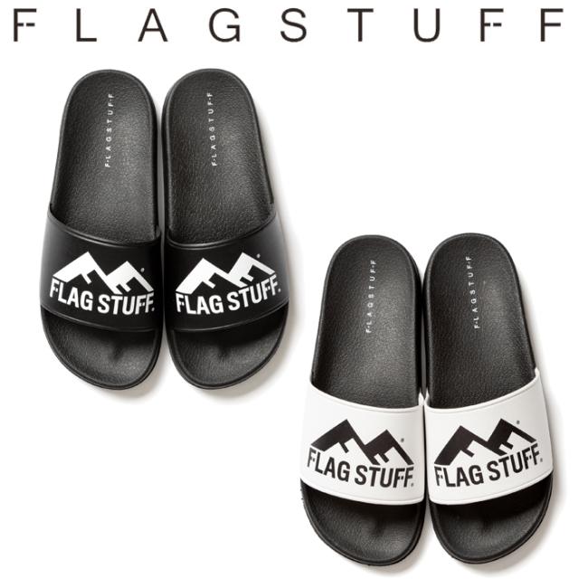 """F-LAGSTUF-F(フラグスタフ) """"FW"""" LOGO SANDAL 【サンダル】【20SS-FS-88】 【F-LAGSTUF-F】【FLAGSTUFF】【フラグスタフ】【フラ"""