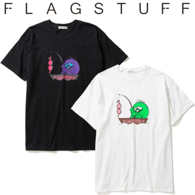 "F-LAGSTUF-F フラグスタフ Tシャツ ""MONSTER"" Tee 2 【半袖Tシャツ】【20SS-SPOT-FS-11】 【F-LAGSTUF-F】【FLAGSTUFF】【フラグ"