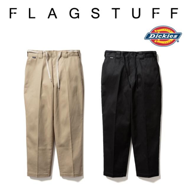 F-LAGSTUF-F(フラグスタフ) STYLE619 【チノ パンツ】【ワークパンツ】【21SS-FS×Dickies-01】【F-LAGSTUF-F】【FLAGSTUFF】【Dick